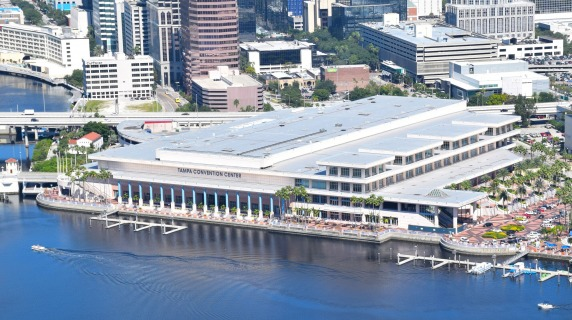 Tampa Convention Center building