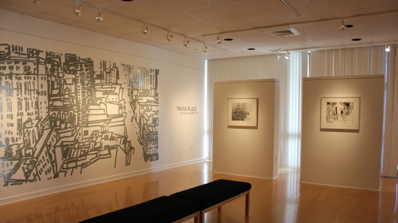 Art exhibitions at Gallery 221