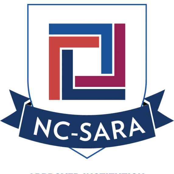 Logo for the National Council for State Authorization Reciprocity Agreement