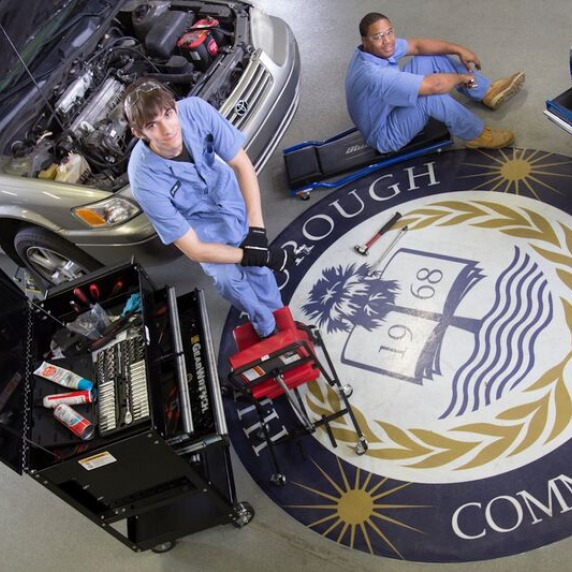 Automotive Service Technology at HCC