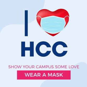 Welcome back, Hawks! Here's to another great semester. 📚  Remember to wear you mask, social distance and wash your hands often to keep everyone in our community healthy and safe this spring. #HawkStrong #HCCFL
